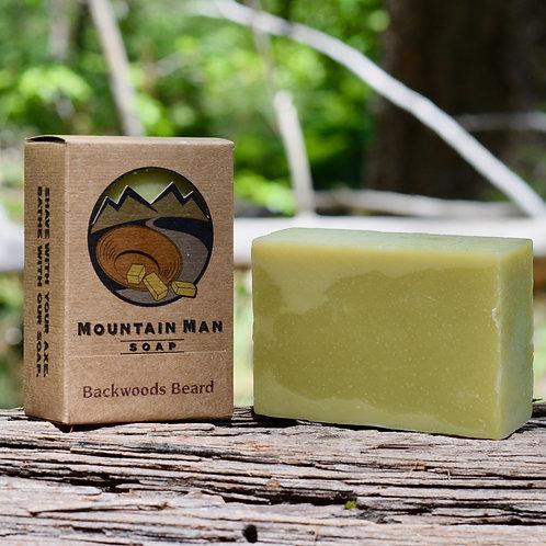 Mountain Man Soap - Backwoods Beard