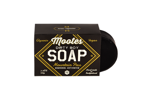 Mootes - Dirty Boy Soap (100gr)