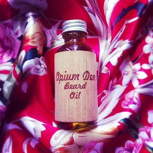 Bearded Bastard - Opium Den Beard Oil (30ml)