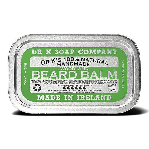 Dr K Soap - Beard Balm Woodland (50g)