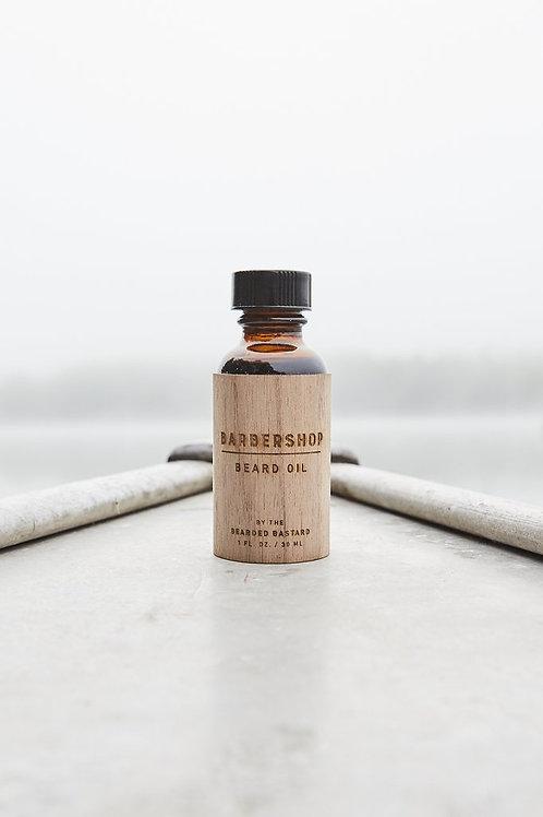 Bearded Bastard - Barbershop Beard Oil (30ml)