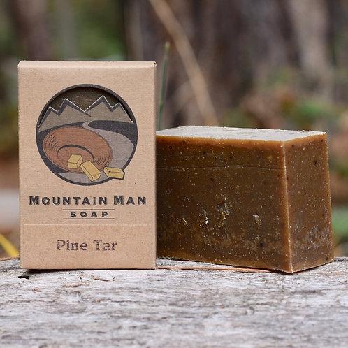 Mountain Man Soap - Pine Tar & Oatmeal