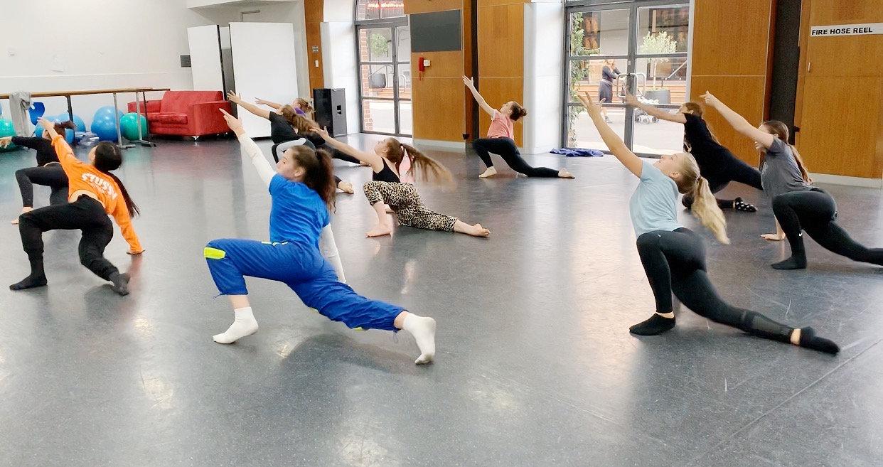 The Horton Dance Technique NYC - Class