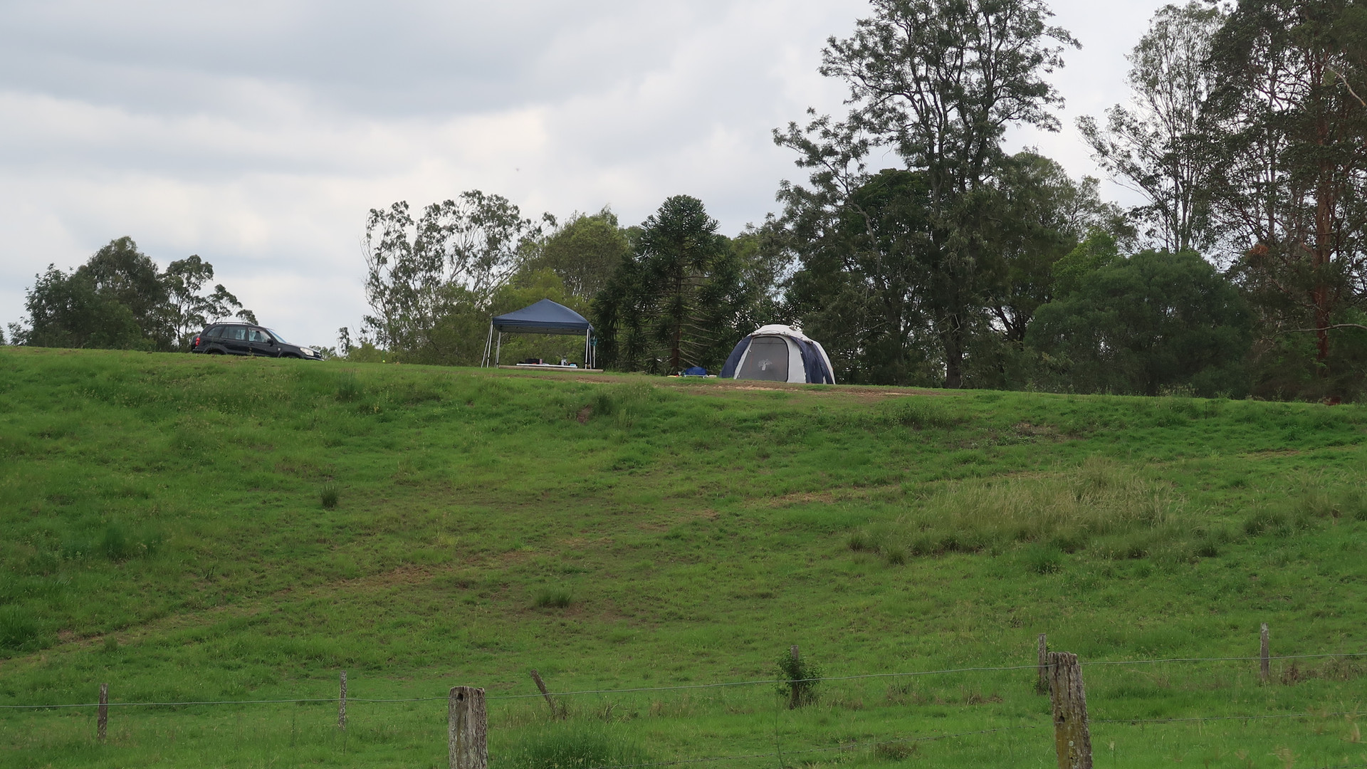 Flat Hill Unpowered Area