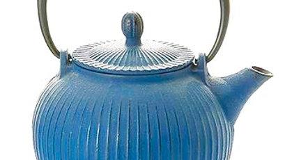 Anyang Cast Iron Teapot 0.6L
