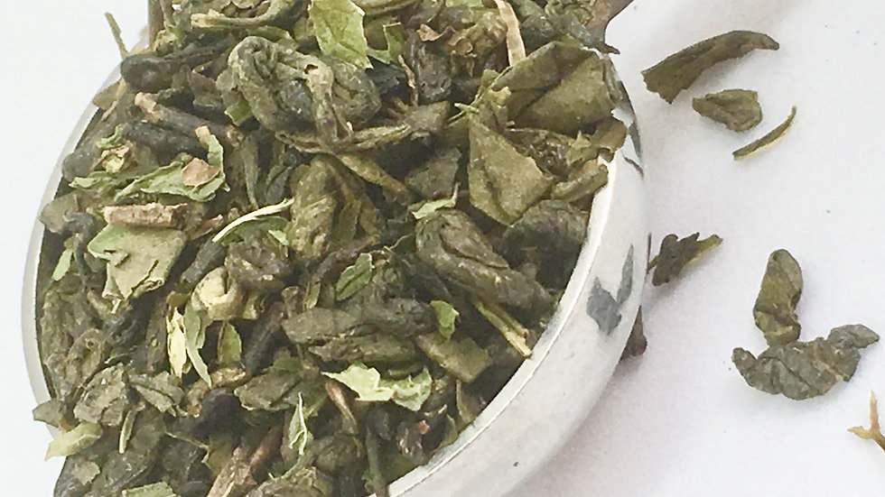 Moroccan Mint Green Tea 100g