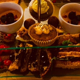 Vegan Afternoon Tea For Two £30 (£15pp)