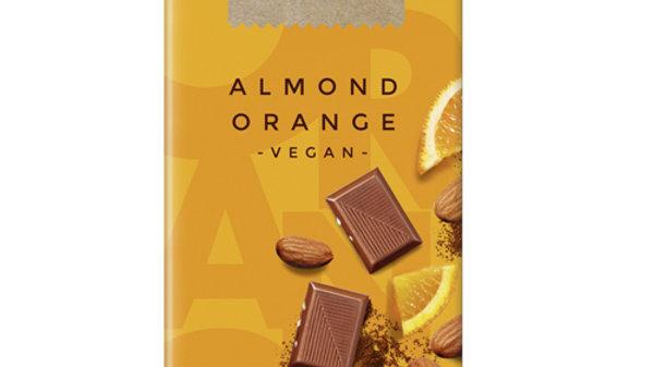 i Choc Almond Orange Chocolate