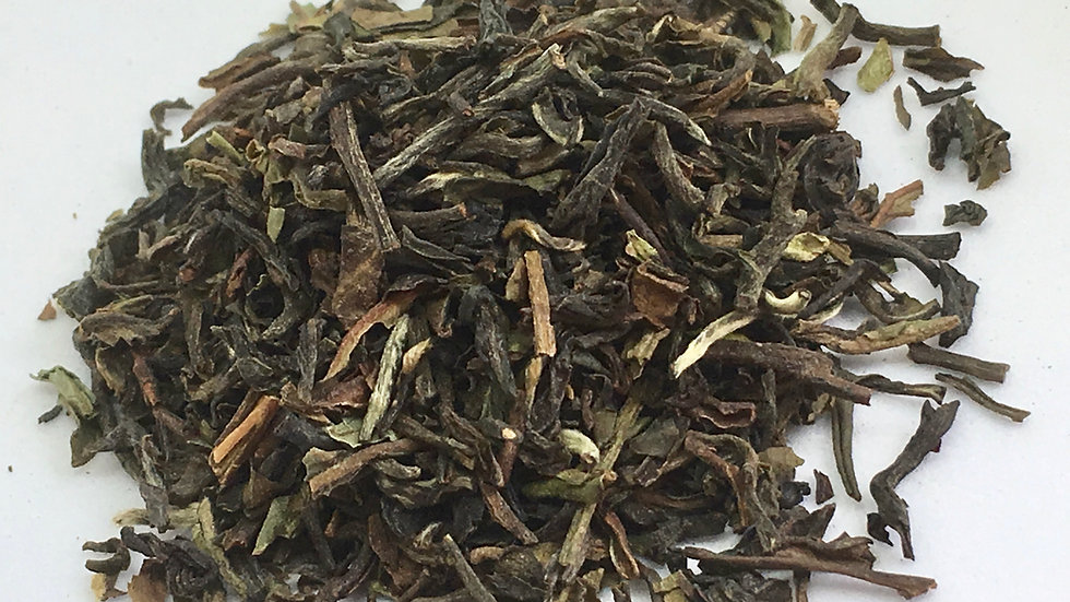 Darjeeling Soom Estate TGBOP First Flush Organic 75g