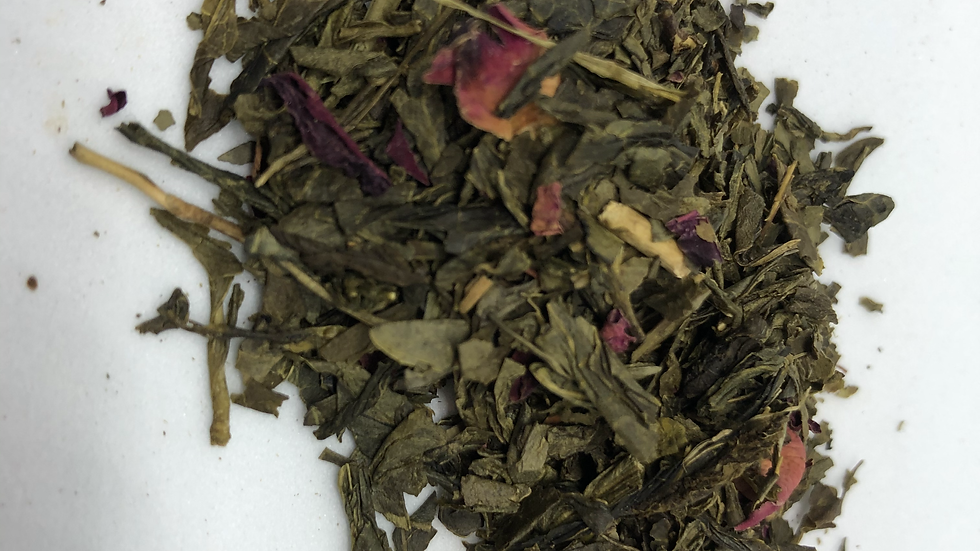 Sencha Cherry Rose 75g