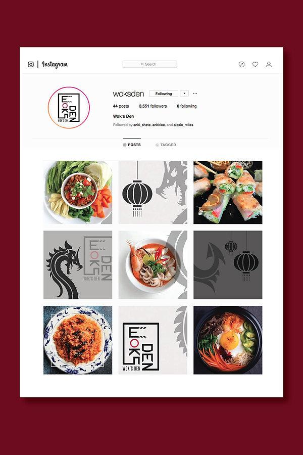 Design Theme for Instagram
