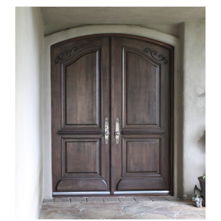 Hand Carved Entry Doors