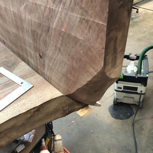 Mill cut side
