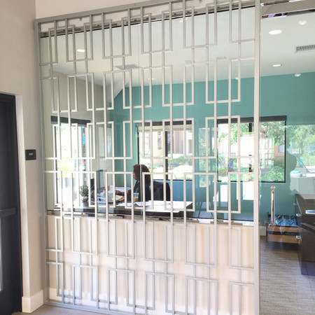 Architectural Wall Divider - CDC