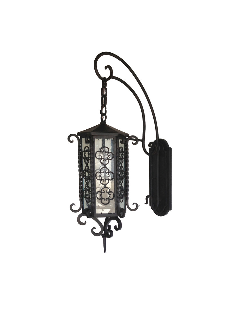 Lucian II Ext Sconce