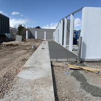 Storage Facility Construction