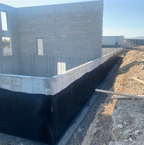 10 FT WALL FOUNDATION MULTI LEVEL FACILTY WITH ELEVATORS