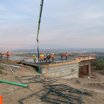 Elevated Commercial Slab