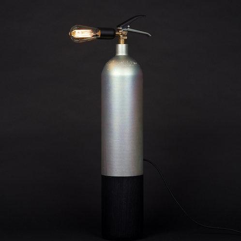 Lampe Iridescence White - L