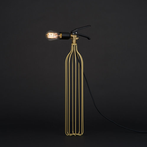 Lampe The Frame (Gold) - M