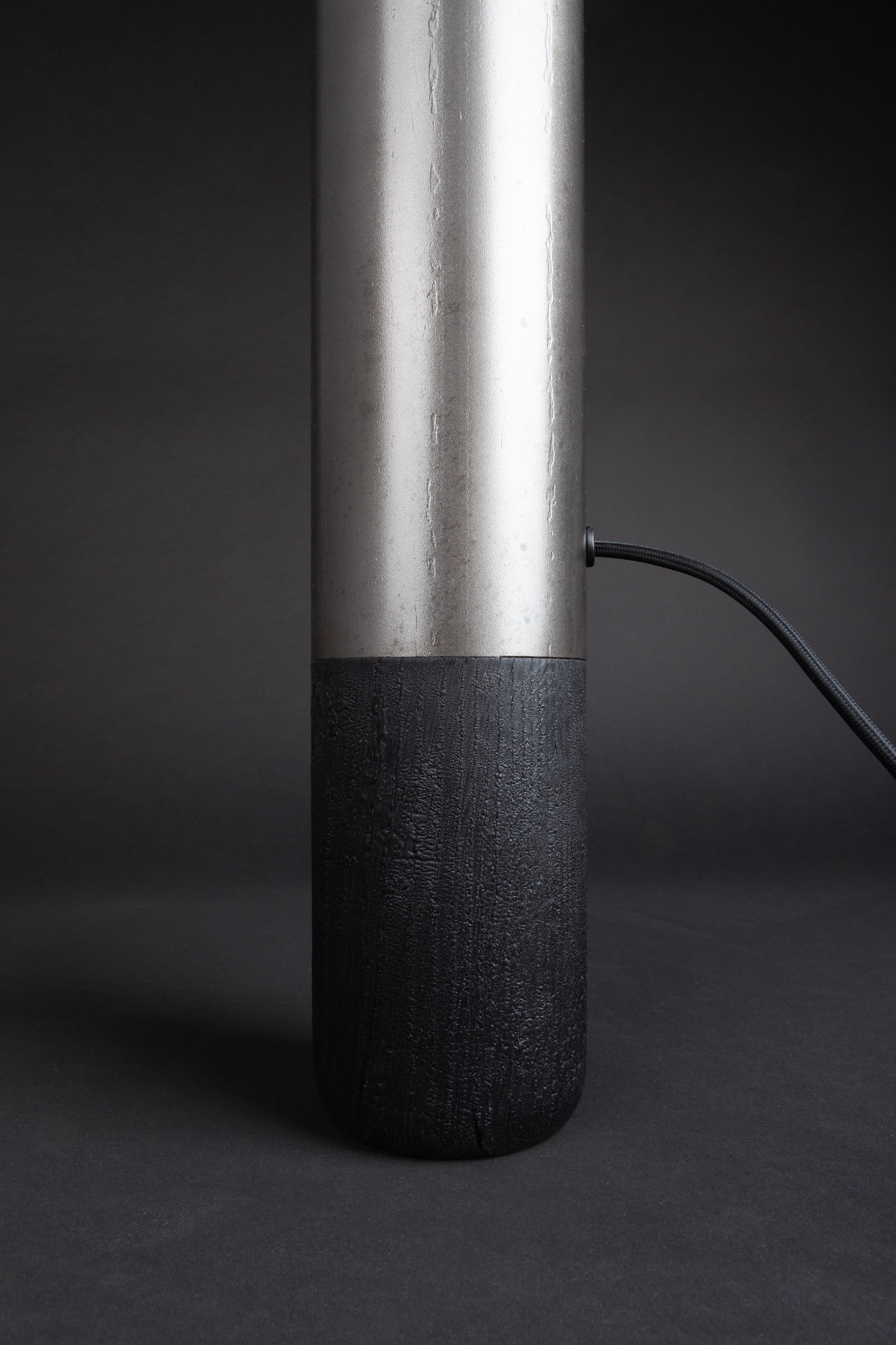 Oak Steel Burned M 4