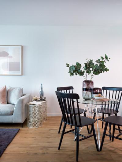Modern Living/ Dining Room
