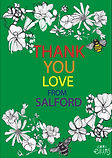 SPRING FLOWERS THANK YOU FROM SALFORD CO