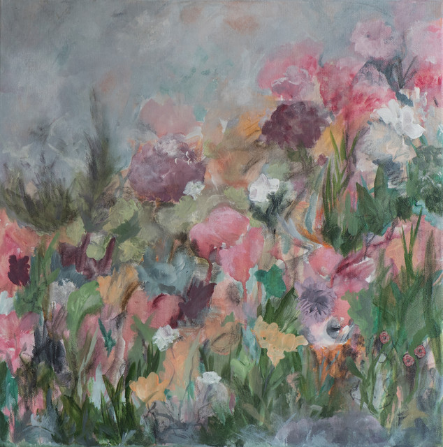 Foggy Garden II