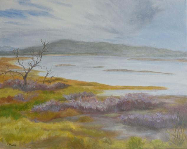 Gentle Autumn, San Elijo Lagoon