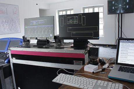 Configuración Técnica, Servidor Multimedia, Producción Audiovisual