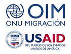 OIM ONU MIGRACIÓN, USAID