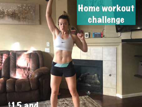 Home Workouts During COVID-19 Outbreak