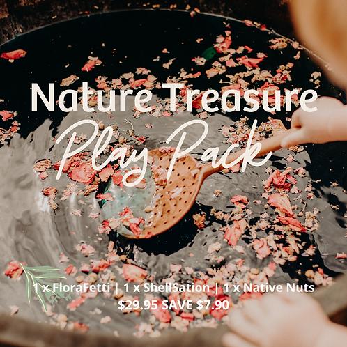 Nature Treasure Play Pack