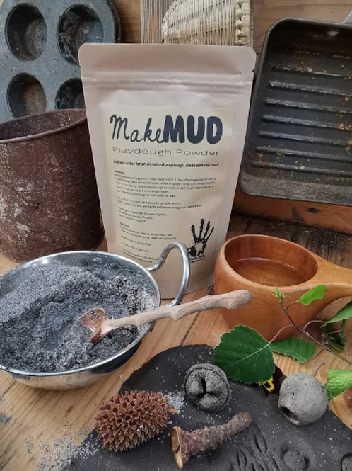 MakeMUD Playdough Powder