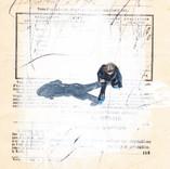 Avertissement gratis, acrylics on found paper, 14x19cm