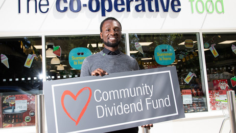 Central England Co-operative: Community Dividend Fund