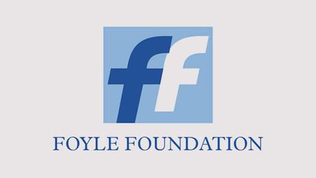 The Foyle Foundation:  Small Grants Scheme