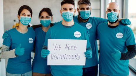 Will you help shape the Vision for Volunteering?