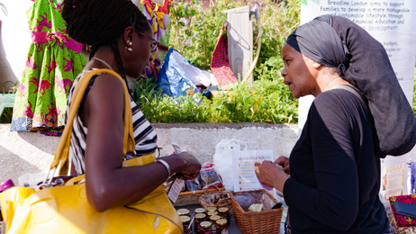 The Ubele Initiative join the Enterprise Development Programme as Black and Minoritised Communities