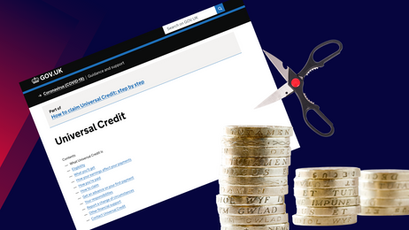 Universal Credit cut could be 'final blow' for struggling charities