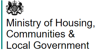 Ministry of Housing, Communities & Local Government: Faith New Deal Pilot Fund