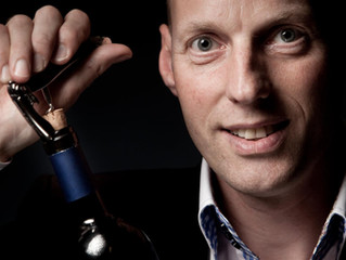 Time to put the sommeliers in the spotlight: Edwin Raben