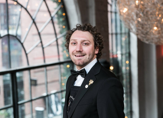 Time to put the sommeliers in the spotlight: Simon Zimmermann