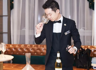 Time to put the sommeliers in the spotlight: Reeze Choi