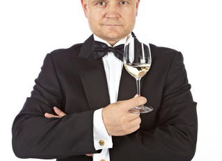 Time to put the sommeliers in the spotlight: Ivo Dvořák