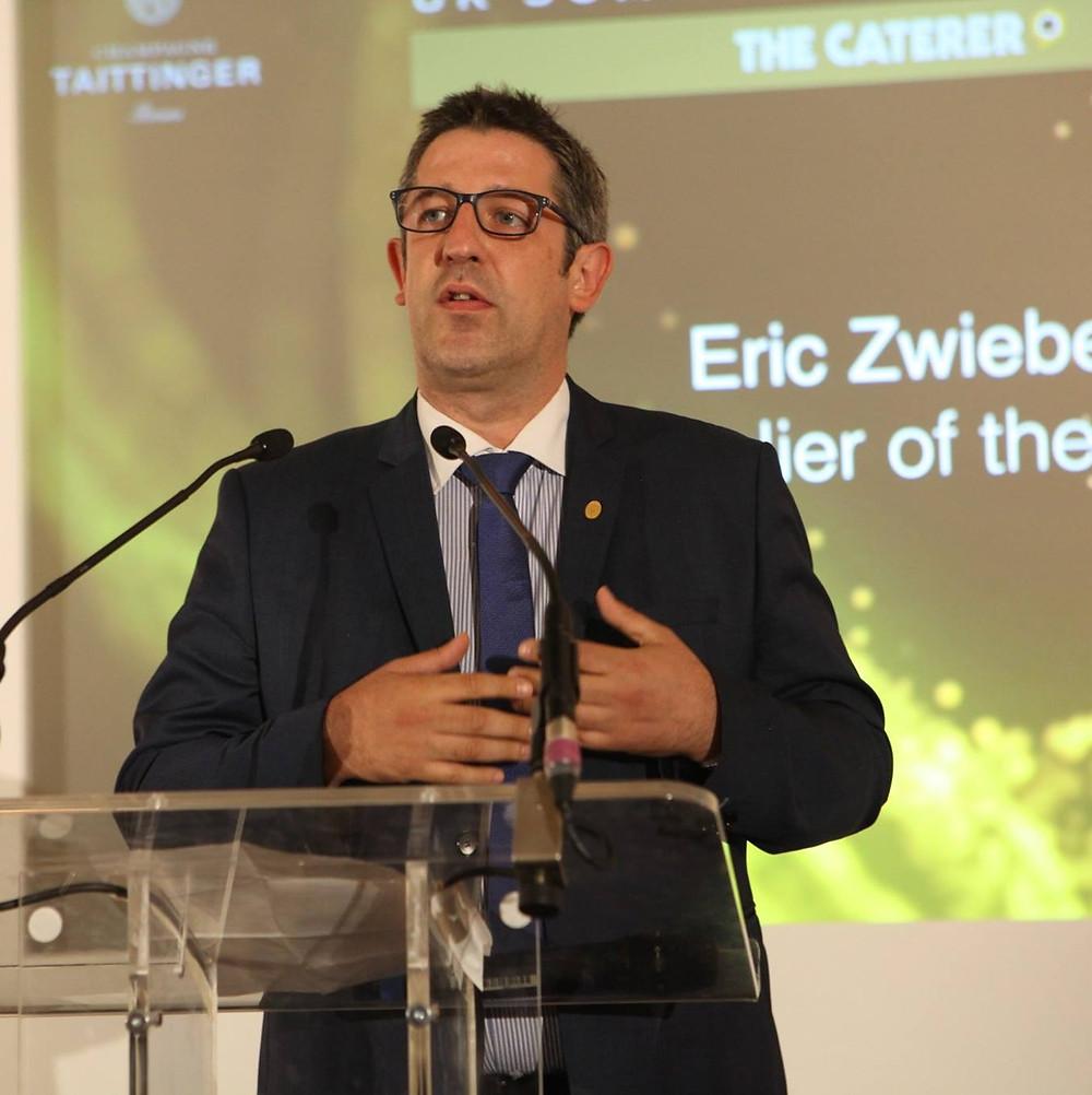 Eric Zwiebel