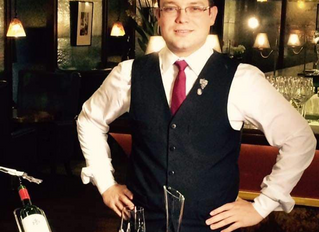 Time to put the sommeliers in the spotlight: Gabriel Kollár