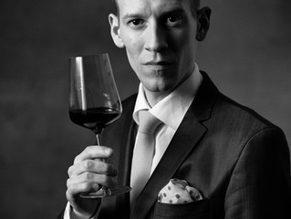 Time to put the sommeliers in the spotlight: Steven Wullaert
