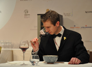 Time to put the sommeliers in the spotlight: Aristide Spies