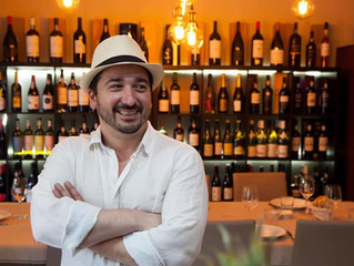 Time to put the sommelier in the spotlight: Sergio Santos